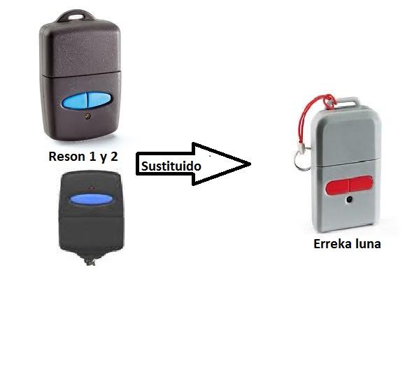 Nuevos modelos de mandos garaje erreka blog sobre mandos - Mandos puerta garaje ...